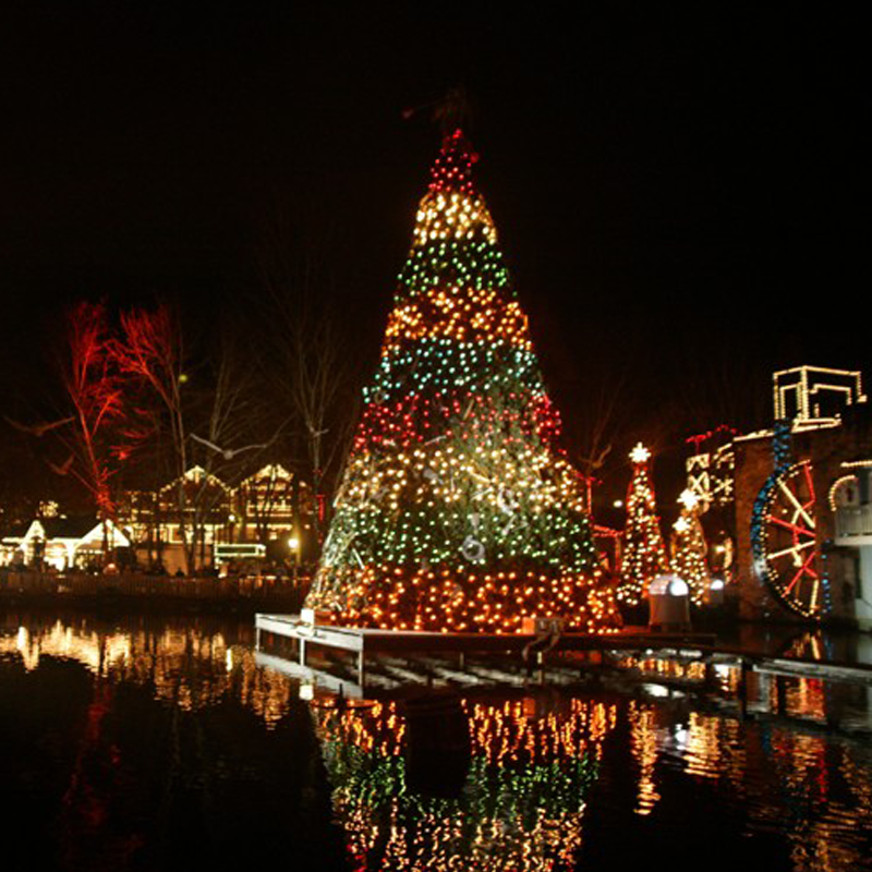 Christmas in Pigeon Forge – D&S Travel Tours